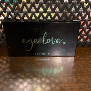 Sephora eye love eyeshadow